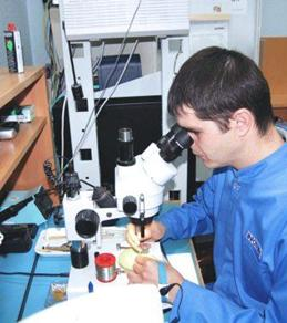 проводится в сервисцентре Инфотон опытным сервис-инженером