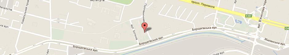 Главный Офис Инфотон в Киеве, инфотон адрес, расположение на карте