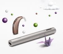 Беспроводнной микрофон-передатчик Roger Pen для удаленного прослушивания со слуховым аппаратом или кохлеарным имплантом