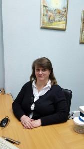 Почтарь Алена Леонидовна