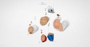 Новая серия внутриушных слуховых аппататов VirtoQ-fam