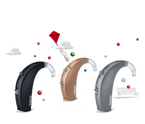 Колекція слухових апаратів Baseo Q 5-15